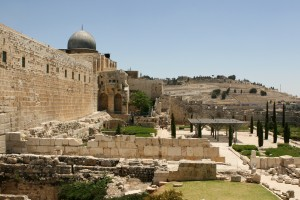 One of the sites visited on our Christian Tours of Israel