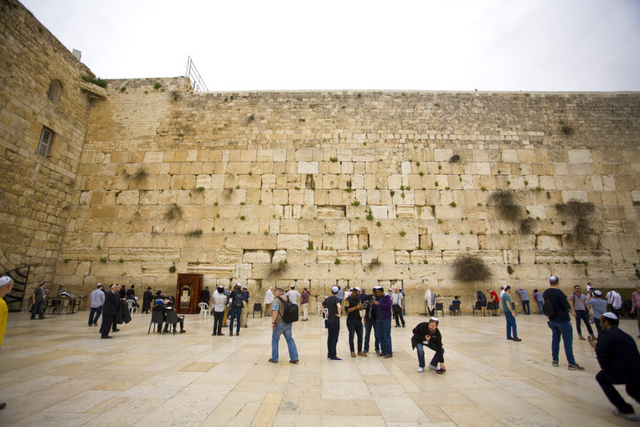 western wall tour israel