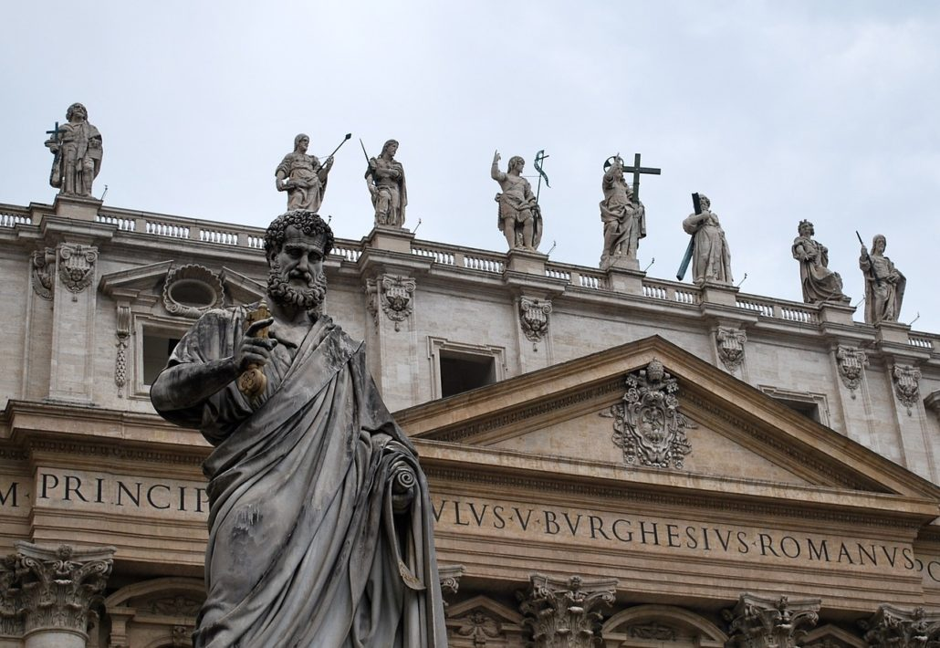 catholicism in italy