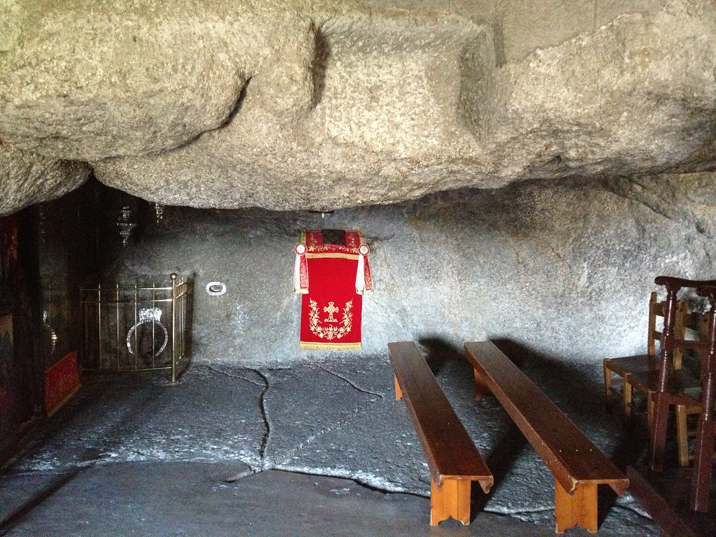 Patmos Holy Cave of the Apocalypse