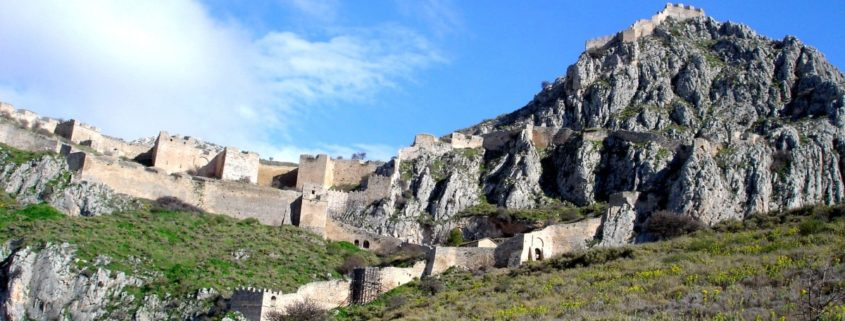Popular attractions of Corinth