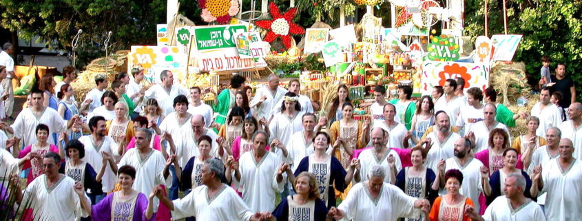 How Is Shavuot Celebrated In Israel